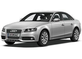 Car Rental Havana Audi A4 manual