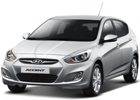 Car Rental Havana Hyundai Accent Manual