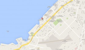 Havana Car Rental Office Hotel Comodoro